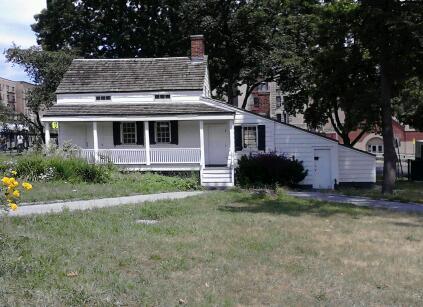 Ultimo hogar de Edgar Allan Poe