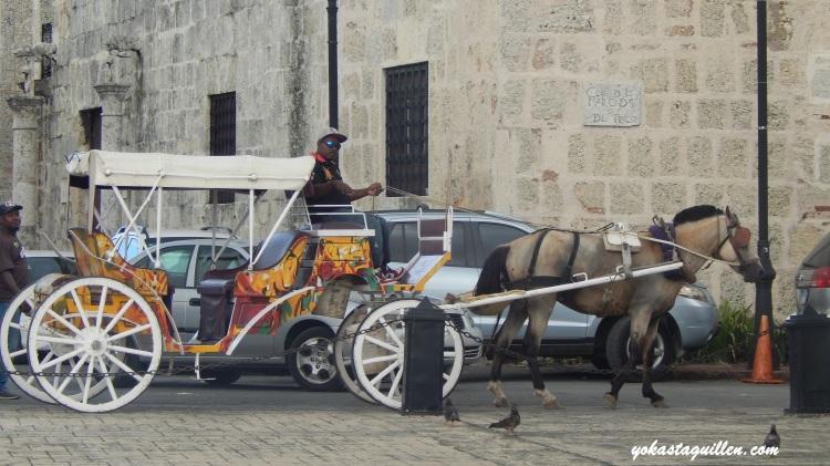 Calle de las Mercedes, Santo Domingo