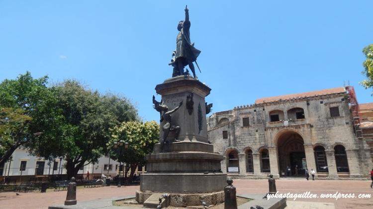Parque Colón,  Santo Domingo